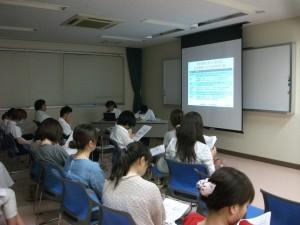 第6回西讃地区OTブロック勉強会開催報告1